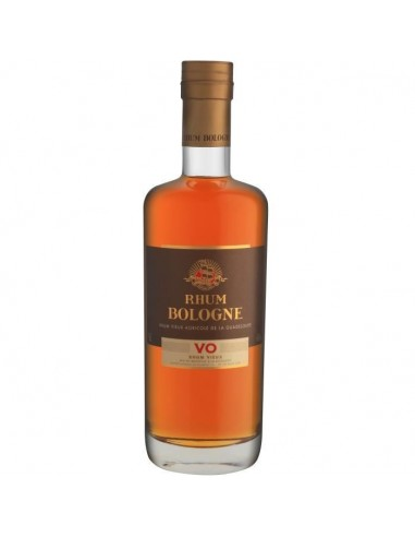 Bologne  Vieux VO  Rhum  41.0% Vol....